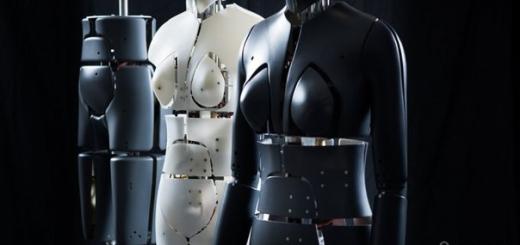Робот-манекен от китайских разработчиков