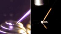 3D-принтер создает металлические объекты в воздухе при помощи лазера
