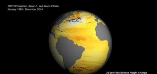 В NASA вновь заговорили о неизбежном подъёме уровня Мирового океана
