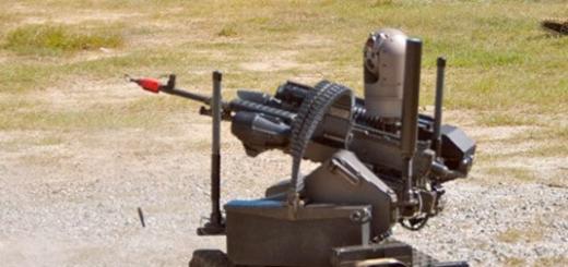 Робот-снайпер «Минирэкс» к бою готов: новинка российских оружейников.