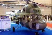Украина представила новый ударный вертолет