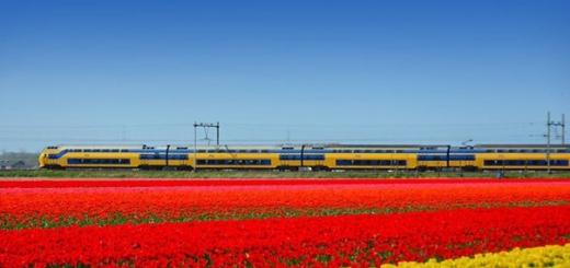 Железнодорожные сообщения в Дании переведут на энергию ветра к 2018 году