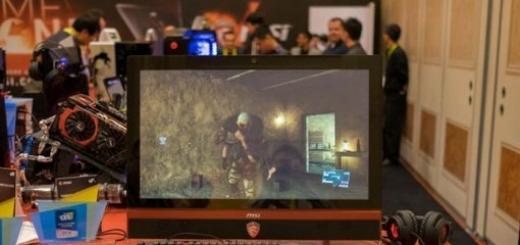 Первый в мире моноблок с внешней видеокартой