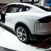 Tesla Motors рассекретила нашумевший кроссовер Model X