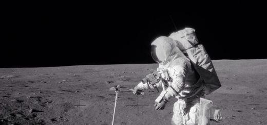 Лунные образцы рассказали о том, что Земля когда-то подвергалась вспышкам сверхновых