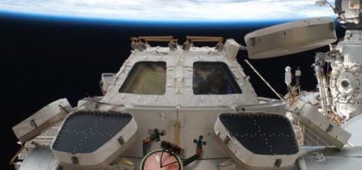 Специалисты американского космического ведомства разработали механизм, который сможет передвигаться по поверхности корабля в условиях отрытого космоса.