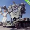 Машины-монстры: Beetle — 77-тонный робот, предназначавшийся для работы в условиях высокой радиации