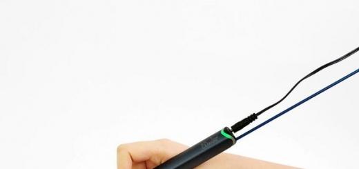 «Легче и проще в использовании»: представлено третье поколение ручки для 3D-печати 3Doodler