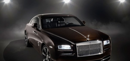 Rolls Royce Wraith Inspired by Music: купе премиум-класса для меломанов