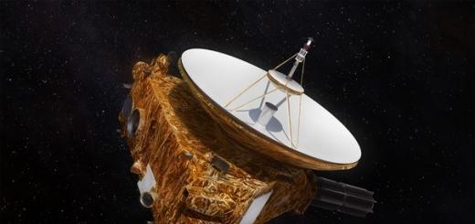 Названы десять главных открытий миссии New Horizons