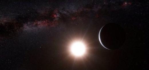Ближайшая к нашей Солнечной системе планета исчезла