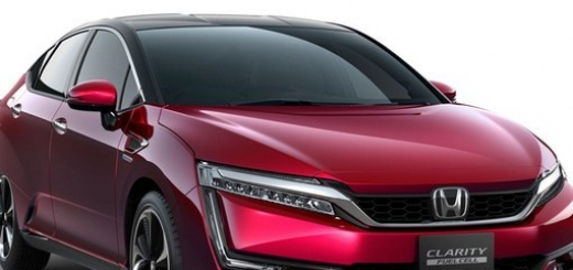 Водородный седан Honda Clarity Fuel Cell обойдётся в $60 000
