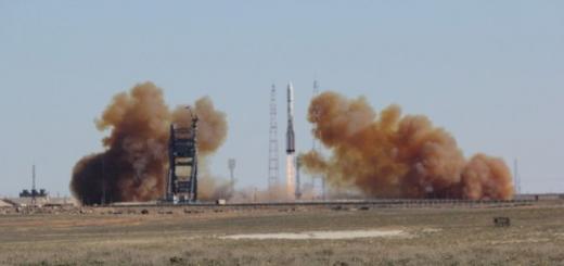 В субботу утром ракета-носитель «Протон-М» вывела на орбиту британский спутник связи Inmarsat-5F3. По информации Роскосмоса, операция прошла в штатном режиме.
