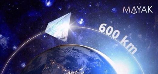 Россия планирует запустить искусственный спутник, способный освещать отражённым солнечным светом города на Земле