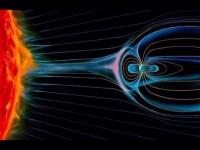 В NASA впервые проследили за пересоединением магнитных полей Солнца и Земли