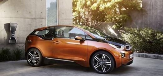 BMW, Volkswagen и ChargePoint развернут сеть зарядных станций для электромобилей