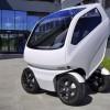 Автомобиль EO2: будущее городского автомобиля