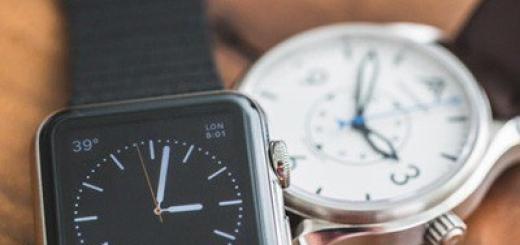 Смарт-часы продаются лучше швейцарских хронометров