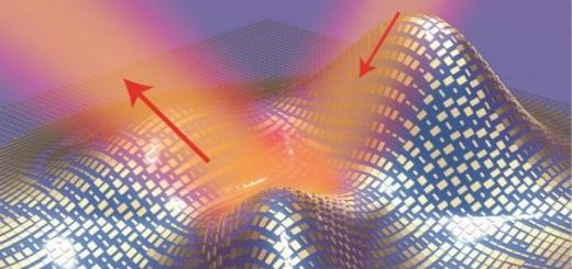 Разработан сверхтонкий наноплащ-невидимка