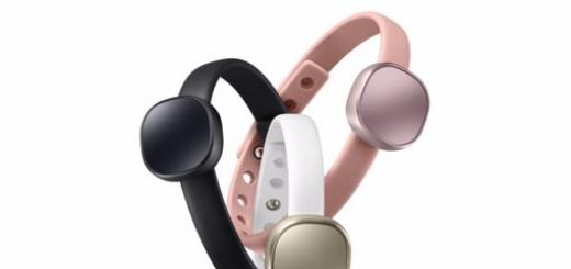 Samsung Charm — шагомеры с простой функциональностью, позиционируемые в качестве украшений