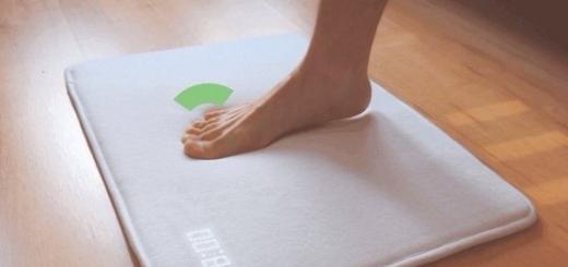 Ruggie — коврик-будильник, отключить который можно только став на него