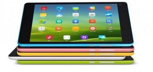 Original XiaoMi mi pad — заслуживающий внимания «китаец»