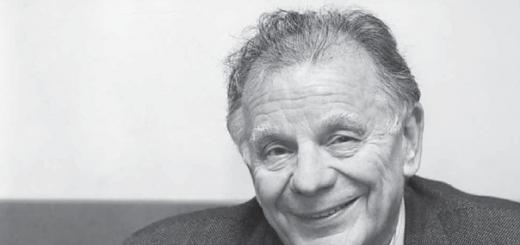 Выдающийся российский учёный Жорес Алфёров отмечает 85-летие
