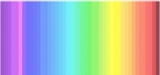 Только 25% людей видят все оттенки этого спектра