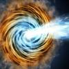 Система VERITAS обнаруживает гамма-лучи, идущие от далекой галактики.