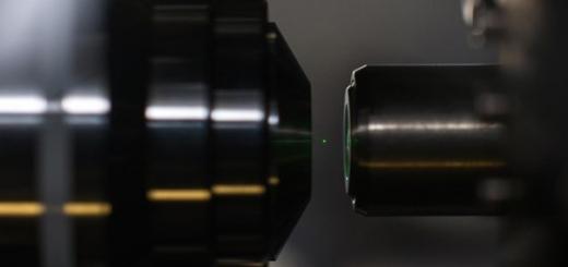 С помощью лазера ученые смогли заставить левитировать наноалмазы в вакууме