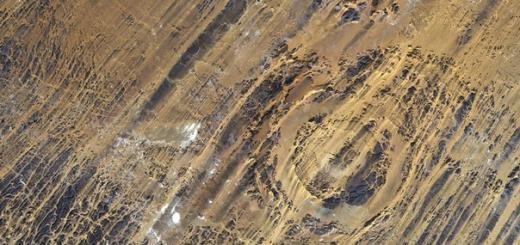 10 уникальных снимков Земли из космоса