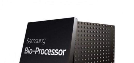 """Samsung создала первый в отрасли однокристальный """"биопроцессор"""""""