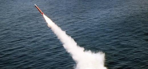 Подводники Северного флота запустили ракету Синева