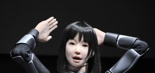 В Японии создали человекоподобного робота «ERICA»