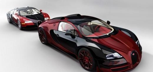Новый суперкар Bugatti дебютирует весной 2016 года
