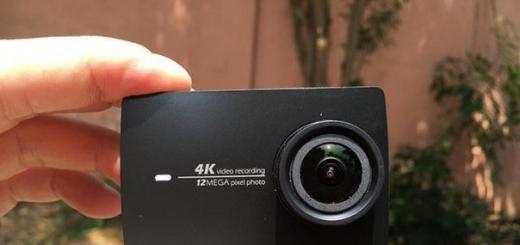 Новая экшн-камера Xiaomi снимает 4К-видео в течение 2 часов