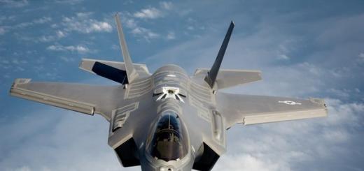 США: новейший истребитель F-35 непригоден для воздушного боя