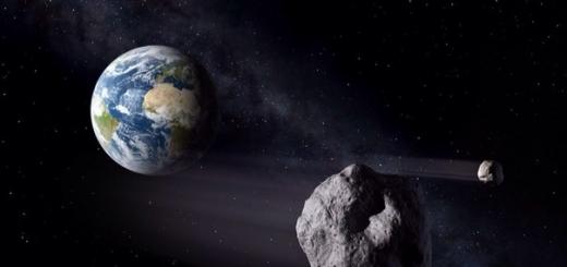 NASA превратит астероиды в космические корабли