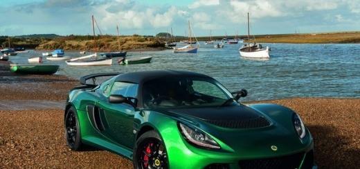 Компания Lotus представила сверхлегкую версию спорткара Exige