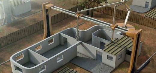 В России разработали технологию строительства домов с помощью 3D-печати