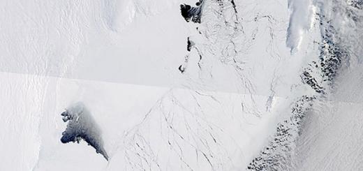 Новое исследование предполагает, что под ледяным щитом в Восточной Антарктиде прячется огромный каньон. Его длина составляет тысячу километров, а глубина некоторых его участков – около километра. Если открытие подтвердится, то этот каньон станет самым большим в мире.