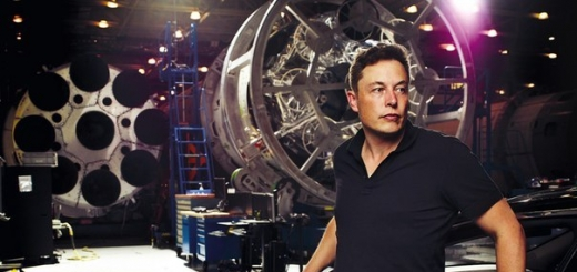 Илон Маск собрался через девять лет отправить человека на Марс