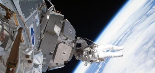 МКС совершила 100-тысячный виток вокруг Земли
