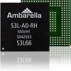 Однокристальная система Ambarella S3L позволяет наделить камеры видеонаблюдения поддержкой H.265