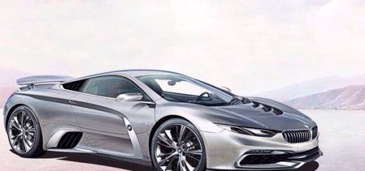 Новый суперкар BMW может быть выпущен в партнёрстве с McLaren