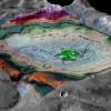 Несколько сотен миллионов лет назад – когда на Земле еще царили динозавры, а до их гибели оставались целые эпохи – на Марсе жизнь могла сохраниться лишь в редких озерах, предоставлявших ей хоть какие-то возможности не исчезнуть окончательно. Одно из таких «палеоозер» обнаружили на Красной планете со
