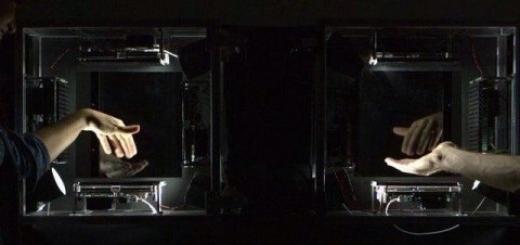 Японские учёные сделали возможным тактильный контакт на расстоянии