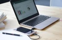 «Ноутбук без мозгов»: аксессуар Superbook позволит трансформировать Android-смартфон в лэптоп