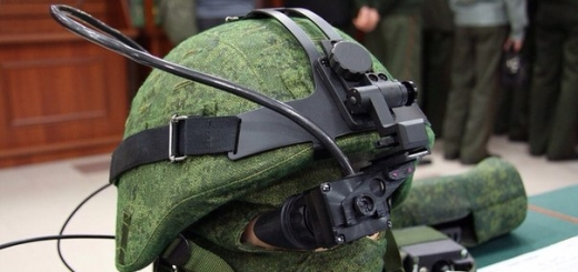 Российские миротворцы получили первые комплекты «солдата будущего»