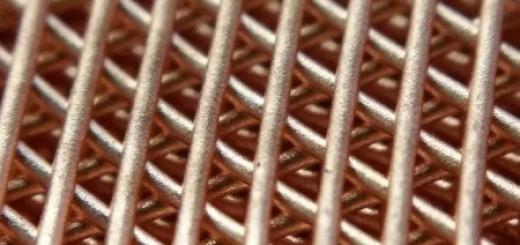 3D-печать научили делать распечатку металлов